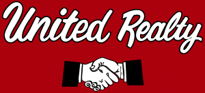 United Realty Logo Hands Shaking